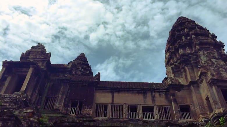 إجازة في 60 ثانية داخل معابد كمبودية الأثرية