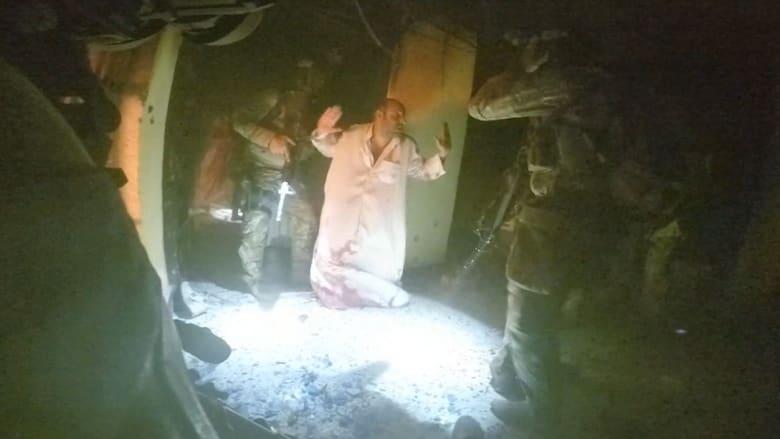 بالفيديو.. لأول مرة قوات أمريكية وكردية مشتركة تحرر 70 رهينة في الحويجة بالعراق