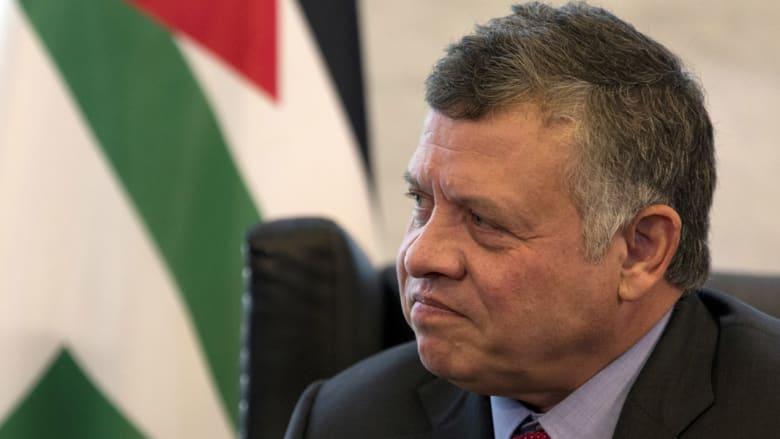 """ملك الأردن: العودة إلى ترتيبات الوضع القائم في """"كامل الحرم الشريف"""" أولوية قصوى"""