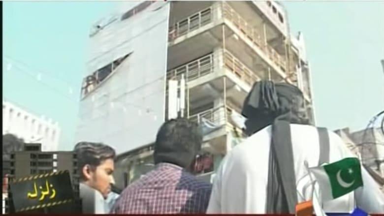 بالفيديو.. زلزال بقوة 7.5 ريختر يضرب أفغانستان.. ومسؤول: وفاة 12 طالبة خلال تدافع على السلالم