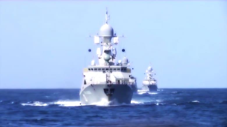 بالفيديو.. مخاوف من تحركات السفن والغواصات الروسية قرب كابلات الإنترنت