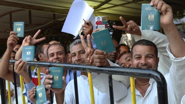 """انتخابات مصر.. جولة الإعادة تؤكد """"عزوف"""" الناخبين بالخارج ونصف الأصوات بالكويت"""