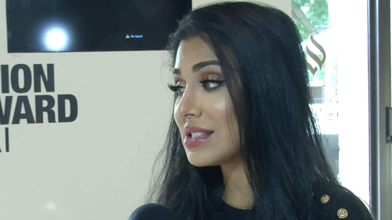 """هذه المرأة العربية تتفوق على أوباما عبر """"انستغرام""""..وتشع في عالم التجميل"""