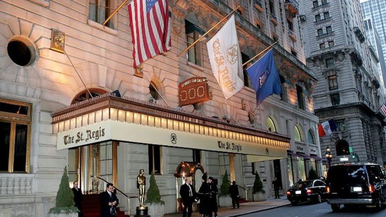 هل يمكنك أن تتحمل نفقات أغلى الفنادق في الولايات المتحدة؟