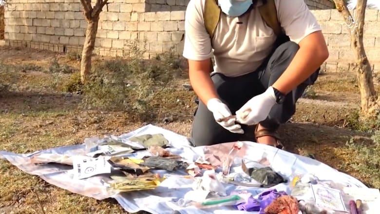 داعش ينشر فيديو لآثار عملية الحويجة وتحرير قوات كردية وأمريكية لـ70 رهينة
