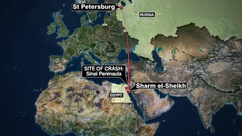 خبير طيران: هبوط الطائرة الروسية بسرعة إلى ارتفاع منخفض فوق منطقة تشهد نزاعات يشير إلى خلل فني كارثي