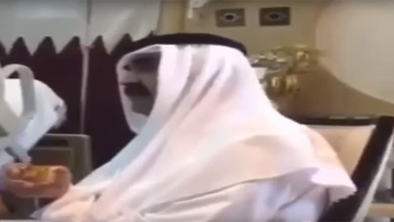 بالفيديو.. خاشقجي يعيد نشر تسجيل لتصريح الأمير الوالد بقطر عن السعودية والملك سلمان خلال زيارة جنود قطريين أصيبوا بعمليات عاصفة الحزم