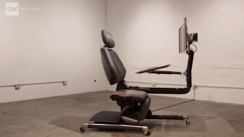 بالفيديو.. هل تريد أن تبقى مسمراً إلى شاشتك؟ إليك هذا المكتب