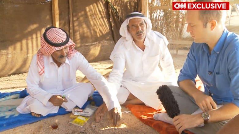 CNN في طرقات سيناء الوعرة.. والبدو: نتصدى لداعش دون رصاصة واحدة وقادرون على هزيمته إذا ساعدتنا الحكومة