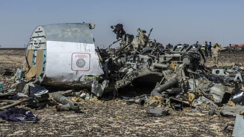 """مسؤولون أمريكيون لـ CNN: المخابرات الإسرائيلية قدمت تسجيلات لـ""""داعش"""" عن الطائرة الروسية لأمريكا وبريطانيا.. وفريق من FBI متخصص في القنابل قد يساعد في التحقيقات"""