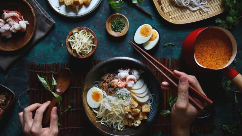 """أطعمة تتحول إلى أعمال فنية.. تعرف إلى """"طهاة إنستغرام"""" بأطباق تسيل اللعاب"""