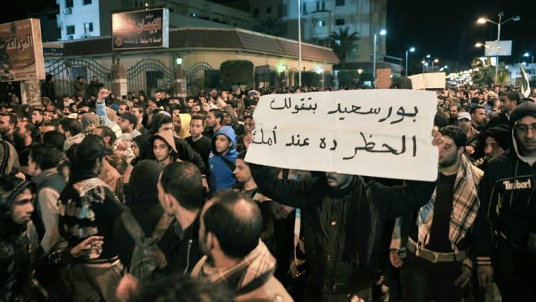 """مصر.. مرسي أمام المحكمة """"شاهداً"""" للإجابة على 81 سؤالاً بقضية """"أحداث بورسعيد"""""""
