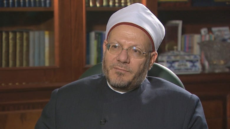 مفتي مصر لـCNN: القرآن لا يبرر أفعال داعش وعلى الشباب ألا يغتروا