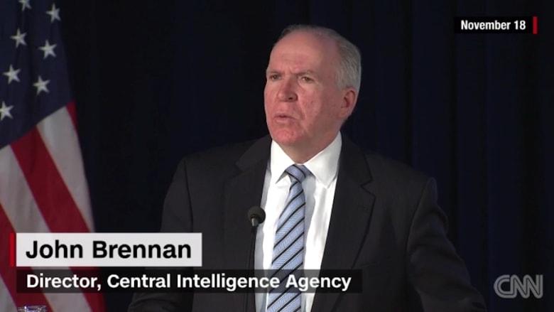 رئيس وكالة الاستخبارات المركزية يشدد على ضرورة مراقبة اللاجئين