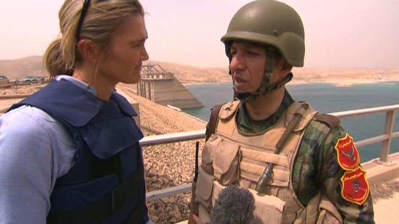 شاهد.. هل سيطرت قوات البيشمرغة على سد الموصل؟