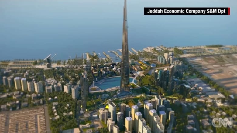 بالفيديو.. السعودية تبني أطول برج في العالم