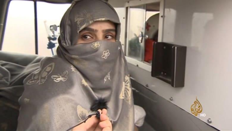 """طليقة البغدادي تخرج من سجنها اللبناني بصفقة تبادل.. هل لديها فعلا """"كنز معلومات"""" حول أخطر رجل بالعالم؟"""