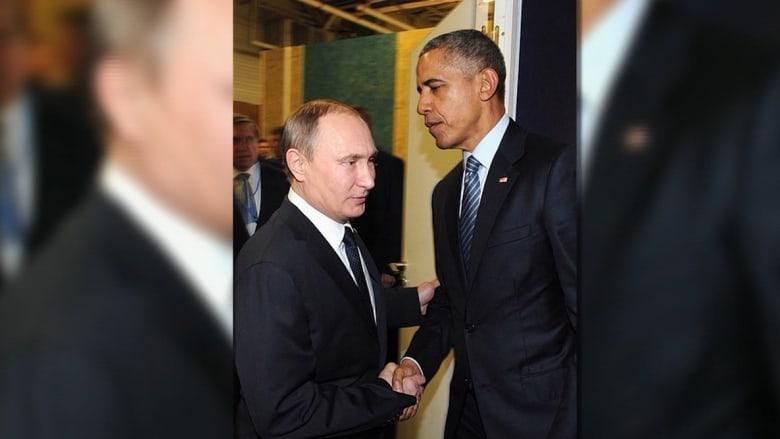 """استمرار الخلاف بين أوباما وبوتين حول سوريا.. موسكو غاضبة على أنقرة وواشنطن تدعو للتركيز على """"العدو الحقيقي"""""""