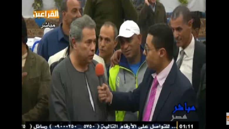 """توفيق عكاشة سيترشّح لمنصب رئيس البرلمان في مصر.. ومغردون: """"هيخشلهم أول يوم البرلمان ببط وفطير"""""""
