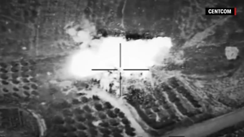 بالفيديو: صواريخ الولايات المتحدة تكاد تنفد في حملتها الجوية ضد داعش