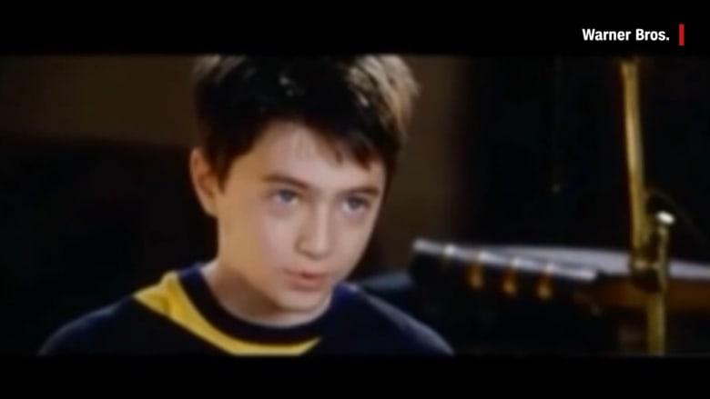 """شاهد: هذه تجربة أداء """"هاري بوتر"""" التي قادته إلى قلوب الملايين"""