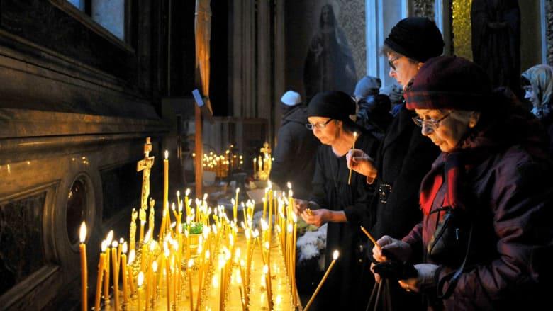 40 يوماً على كارثة الطائرة الروسية.. قداسان متزامنان لتأبين الضحايا بشرم الشيخ وموسكو