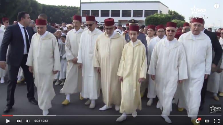 بحضور ولي العهد ورئيس الحكومة.. المغرب يقيم صلاة الاستسقاء طلبًا للأمطار