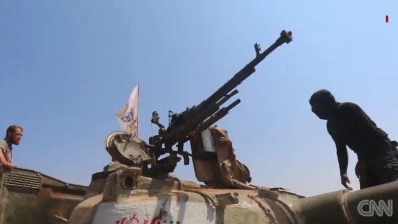 بالفيديو.. ما هي أنواع الأسلحة التي يمتلكها داعش ومن أين حصل عليها؟