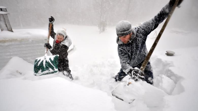 بالفيديو: ما سبب درجات الحرارة الدافئة بشتاء أمريكا هذا العام؟