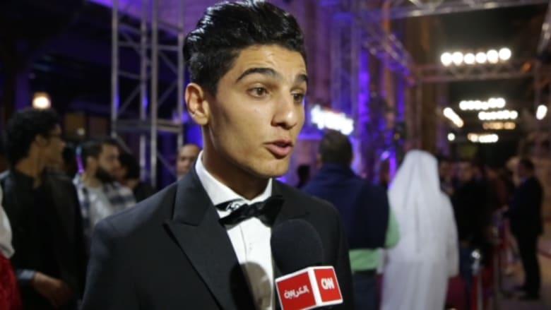 """محمد عسّاف من """"دبي السينمائي"""": رغم المعاناة التي نراها إلا أن الأمل موجود.. والورود تنبت من بين الأشواك"""