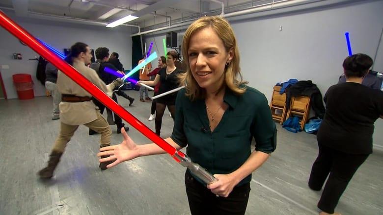 """هل لديك ما يلزم لتخوض تدريب فارس """"جيداي"""" في حرب النجوم؟"""