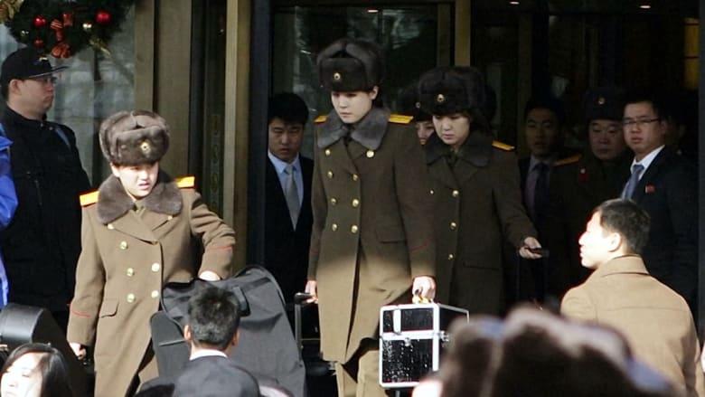 فرقة مورانبانغ الكورية الشمالية تلغي عروضها وتغادر الصين بشكل مفاجئ