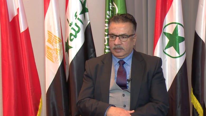 الشيخلي لـCNN: عناصر ميلشيات من سوريا والعراق يتسللون مع اللاجئين.. وإيران تحتل العراق بالكامل