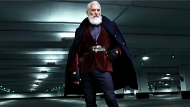 بابا نويل على الموضة.. يجذب الكبار قبل الصغار