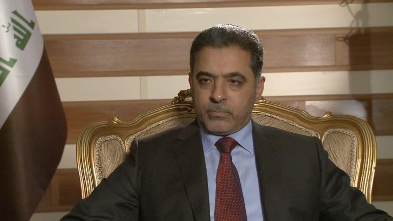 وزير الداخلية العراقي لـCNN: مجهولون اختطفوا 26 قطرياً من بينهم شيوخ ونبذل كل الجهود للتعرف على المنفذين