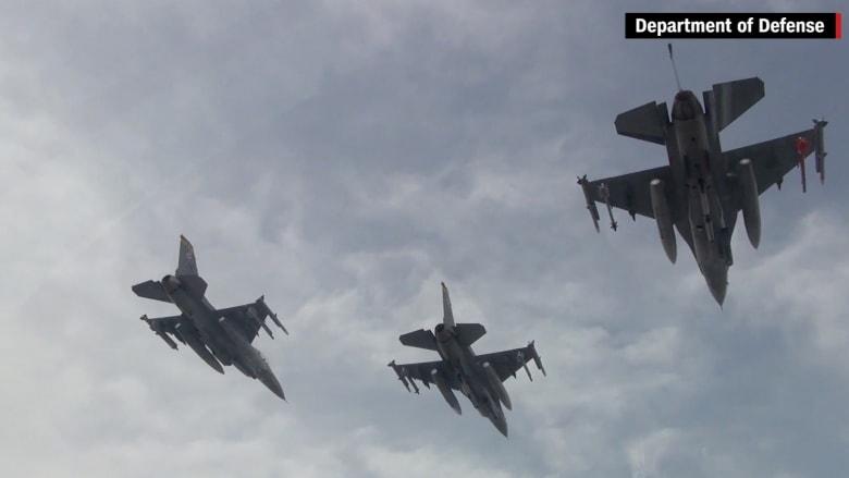 بالفيديو: الخيال العلمي يقترب من الواقع.. أمريكا تنتج مقاتلات مسلحة بالليزر