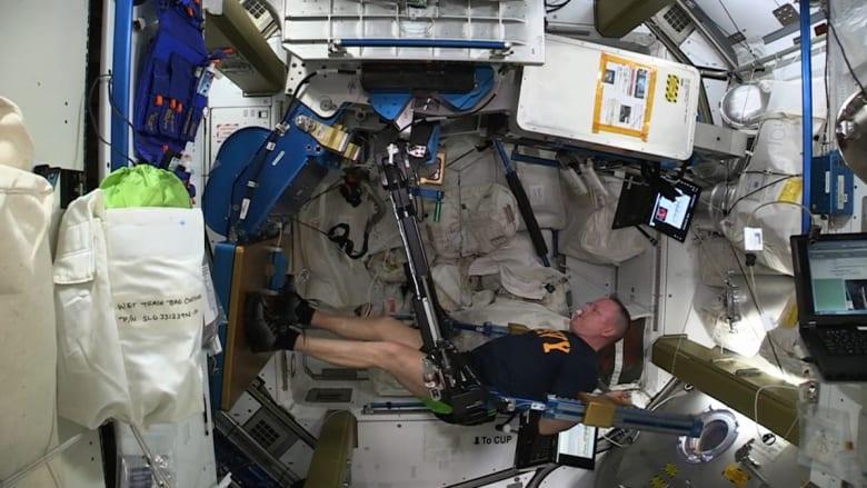 من ضمور العضلات إلى ضعف البصر.. كيف تحمي نفسك من انعدام الجاذبية على محطة الفضاء؟