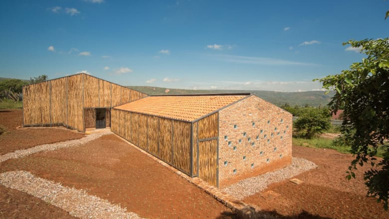 بالصور.. فن العمارة الأفريقية يزدهر في هذه المباني من جديد