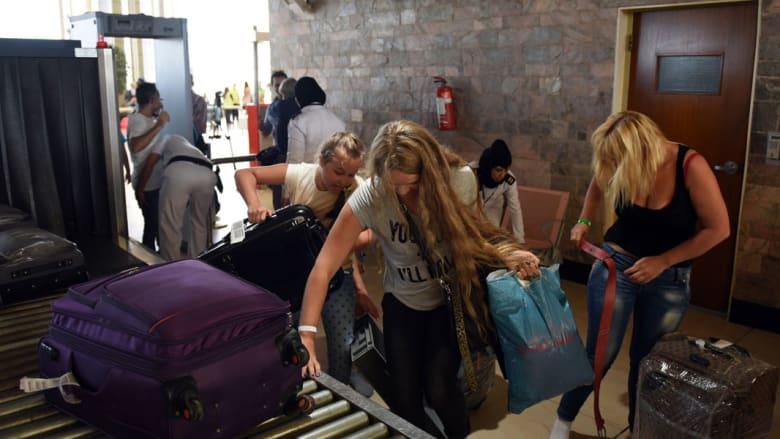 شركة بريطانية لتقييم المعايير الأمنية بمطارات مصر ولندن تتوقع عودة السائحين لشرم الشيخ