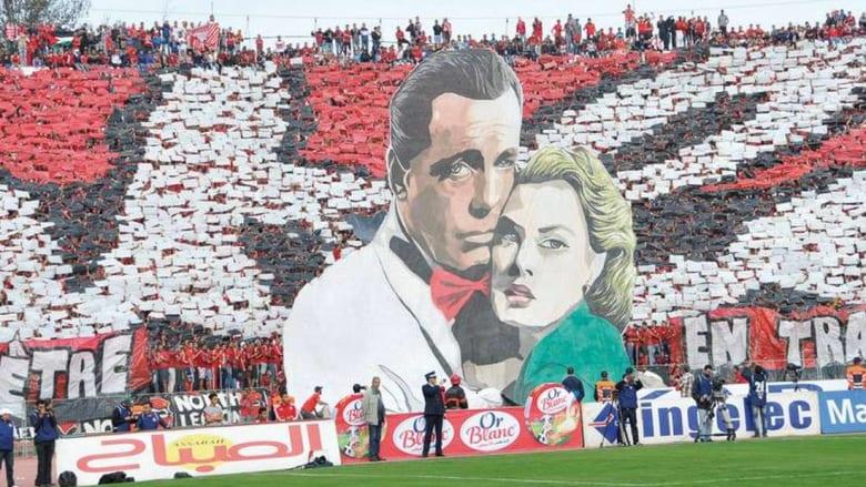 """جامعة الكرة المغربية تعاقب الوداد والرجاء بسبب """"الشغب ورفع الجمهور للوحات استفزازية"""""""