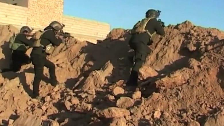 بالفيديو: هل تنجح القوات العراقية في استعادة السيطرة على الرمادي؟