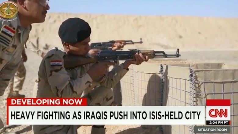بعد أسابيع من التدريب.. هل سيجني الجيش العراقي الثمار في الرمادي؟