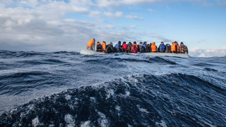 بالفيديو: عدد المهاجرين إلى أوروبا يصل إلى مليون شخص هذا العام