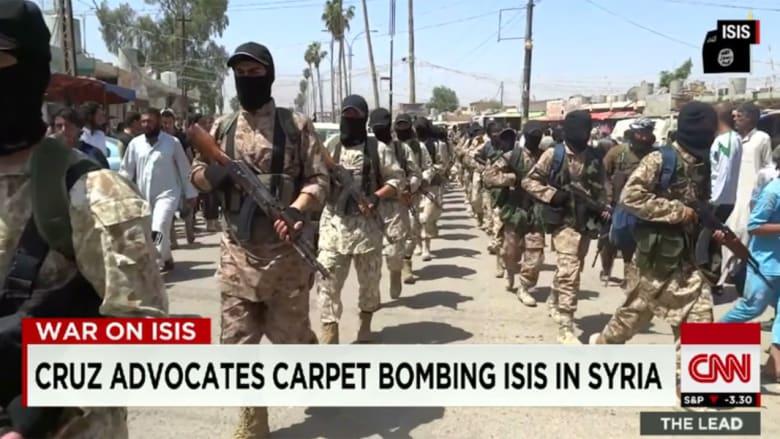 بعد مطالبات بتوسيع قواعد الاشتباك ضد داعش.. نائب رئيس الـCIA السابق لـCNN: لا يمكن فصل عناصر التنظيم عن المدنيين