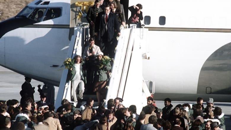 4.4 مليون دولار لكل محتجز أمريكي سابق في إيران أثناء الثورة الإسلامية في 1979