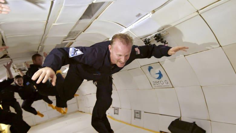 """مقابل 5 آلاف دولار.. شركة توفر لك """"التحليق في الفضاء"""" لكن على كوكب الأرض"""