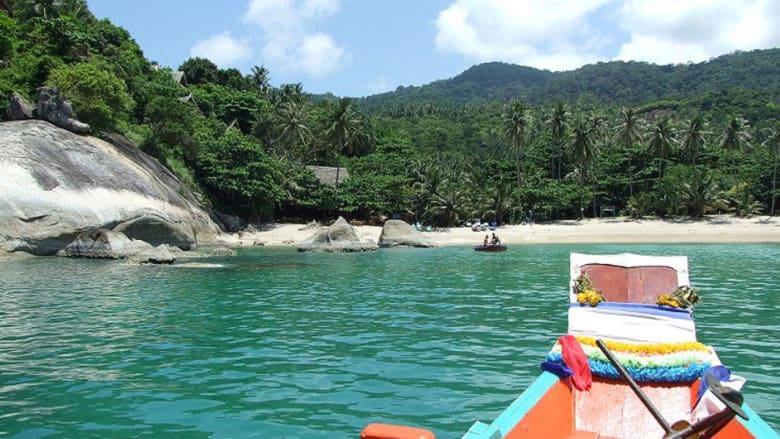 جزيرة كوه ساموي التايلندية... جنة على الأرض