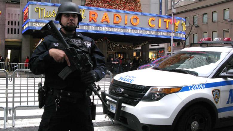 أمريكا تتأهب أمنيا في احتفالات العام الجديد بعد تحذير من شن هجمات في 3 مدن كبرى