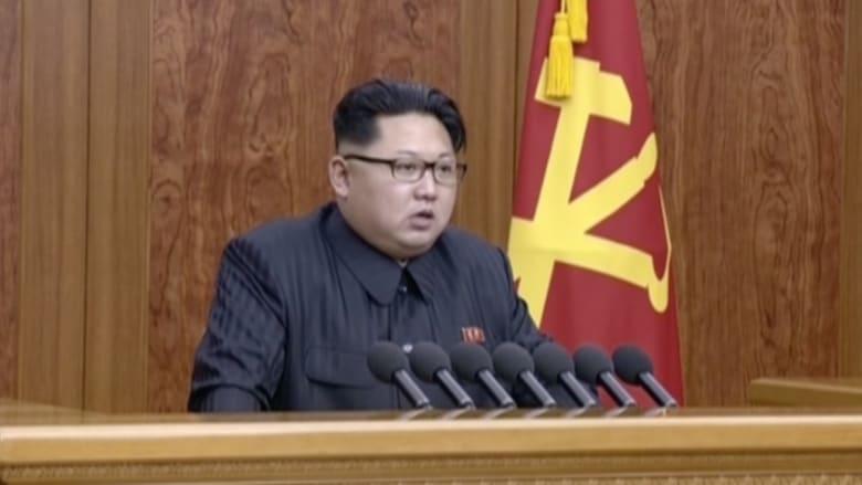"""بالفيديو.. زعيم كوريا الشمالية: أمريكا وكوريا الجنوبية """"دعاة حرب"""""""