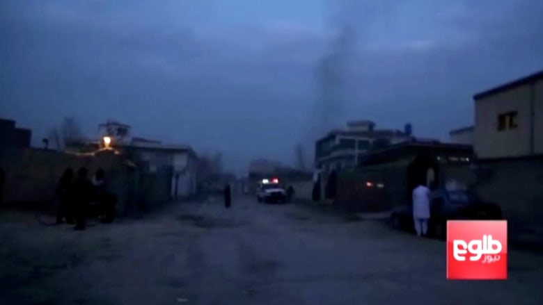 بالفيديو: انفجار في مطعم فرنسي في أفغانستان.. وطالبان تعلن مسؤوليتها